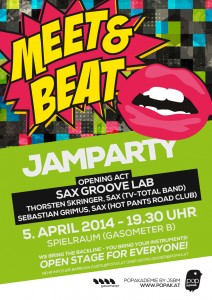 Meet&Beat April