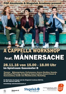Workshop Maennersache 281116
