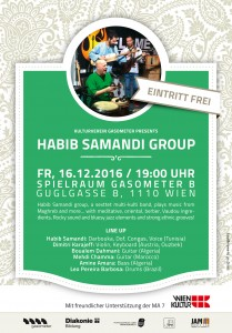 Kulturverein_Habib Samandi Group