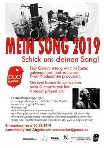mein song 2019 flyer